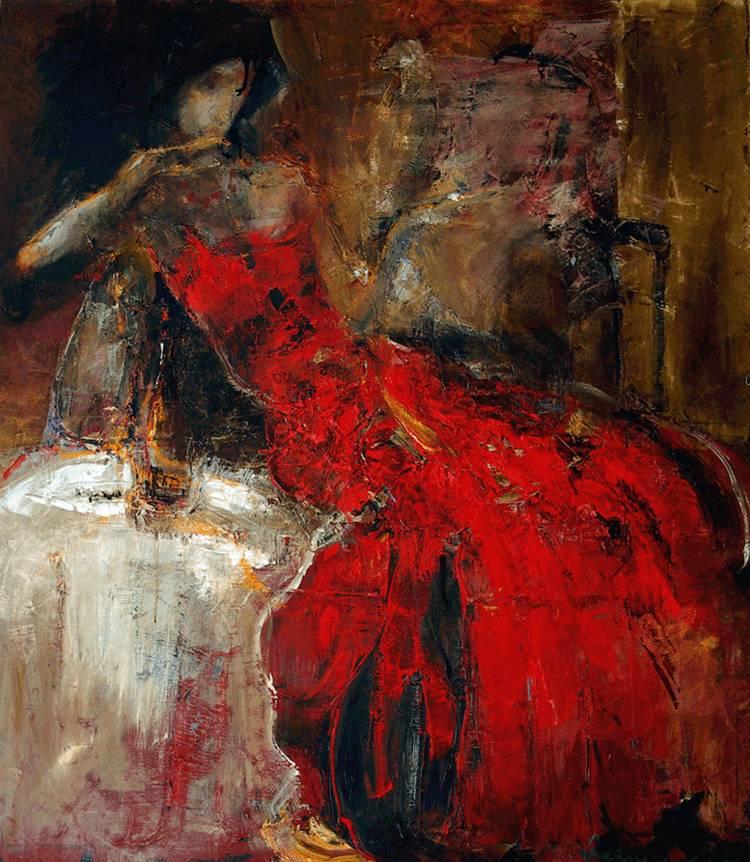 别具风格的乌克兰油画插图19