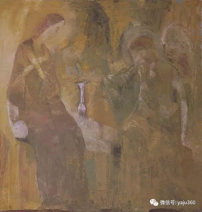 别具风格的乌克兰油画插图35