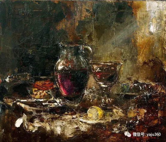 别具风格的乌克兰油画插图49