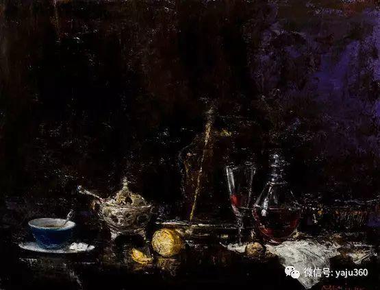别具风格的乌克兰油画插图53