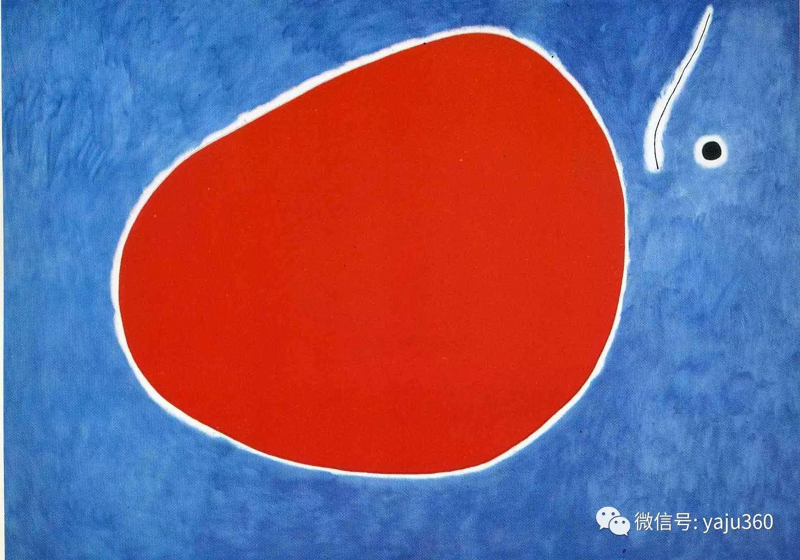 西班牙胡安·米罗(Joan Miró)油画作品插图5