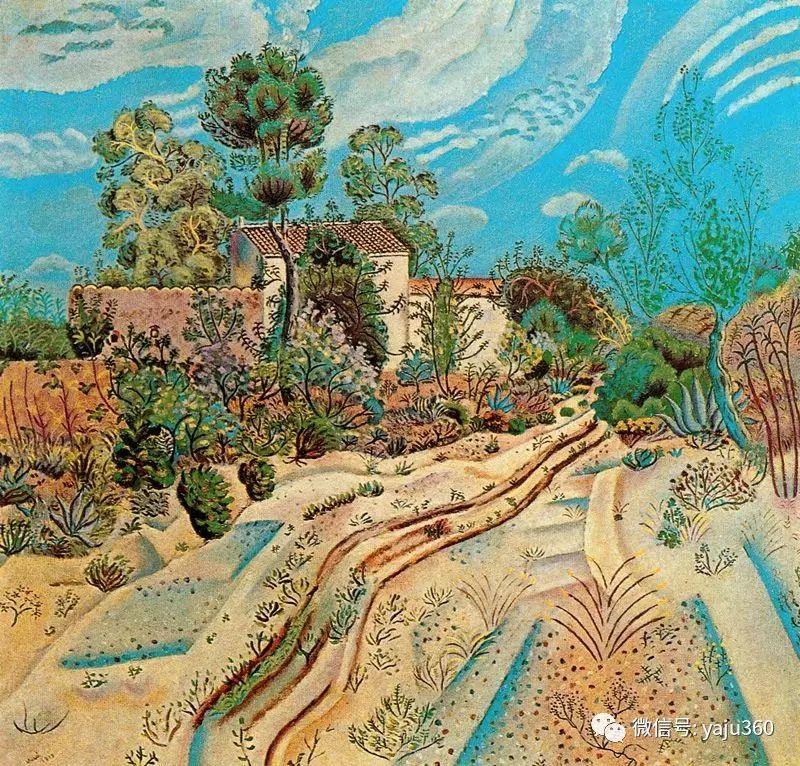 西班牙胡安·米罗(Joan Miró)油画作品插图9