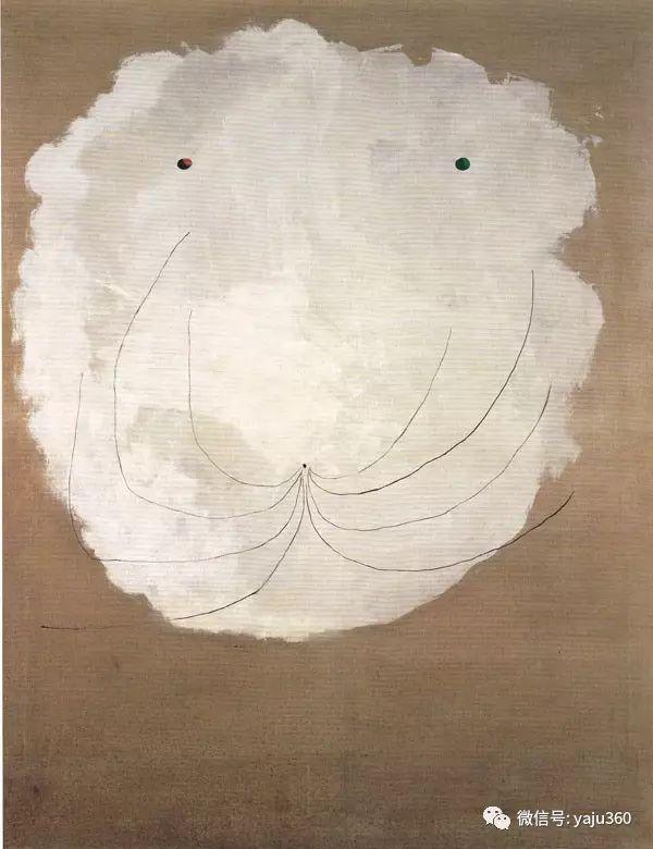 西班牙胡安·米罗(Joan Miró)油画作品插图13