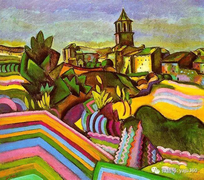西班牙胡安·米罗(Joan Miró)油画作品插图27