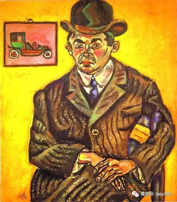 西班牙胡安·米罗(Joan Miró)油画作品插图47