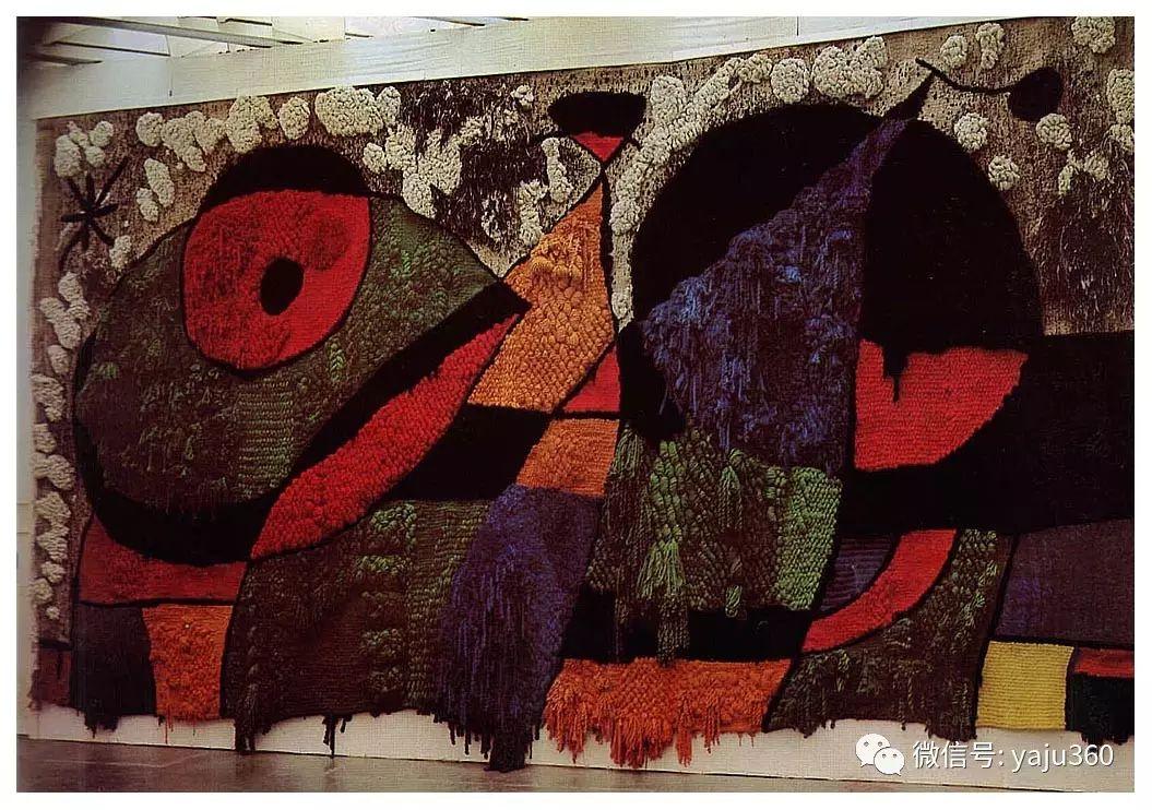西班牙胡安·米罗(Joan Miró)油画作品插图49