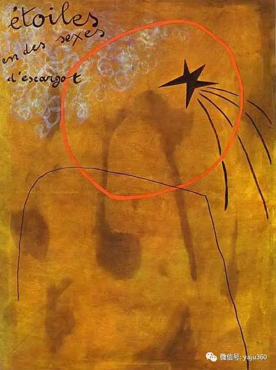 西班牙胡安·米罗(Joan Miró)油画作品插图51