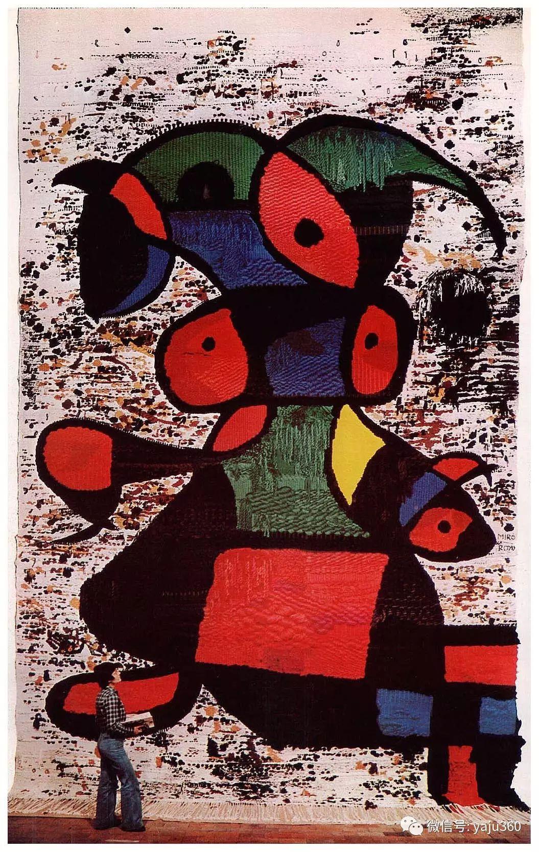 西班牙胡安·米罗(Joan Miró)油画作品插图55