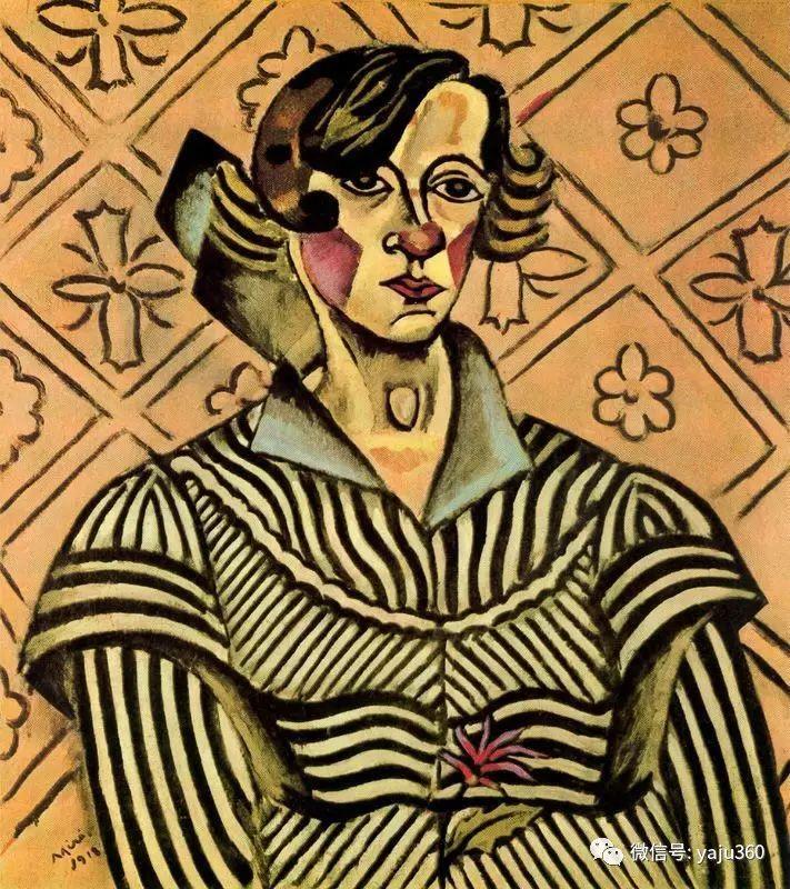 西班牙胡安·米罗(Joan Miró)油画作品插图59