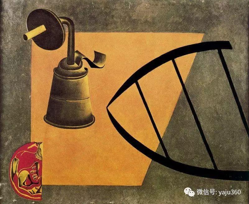 西班牙胡安·米罗(Joan Miró)油画作品插图107