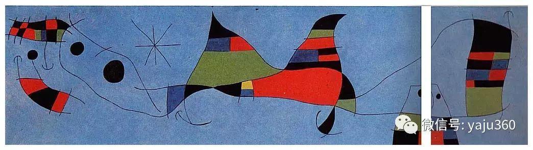 西班牙胡安·米罗(Joan Miró)油画作品插图113