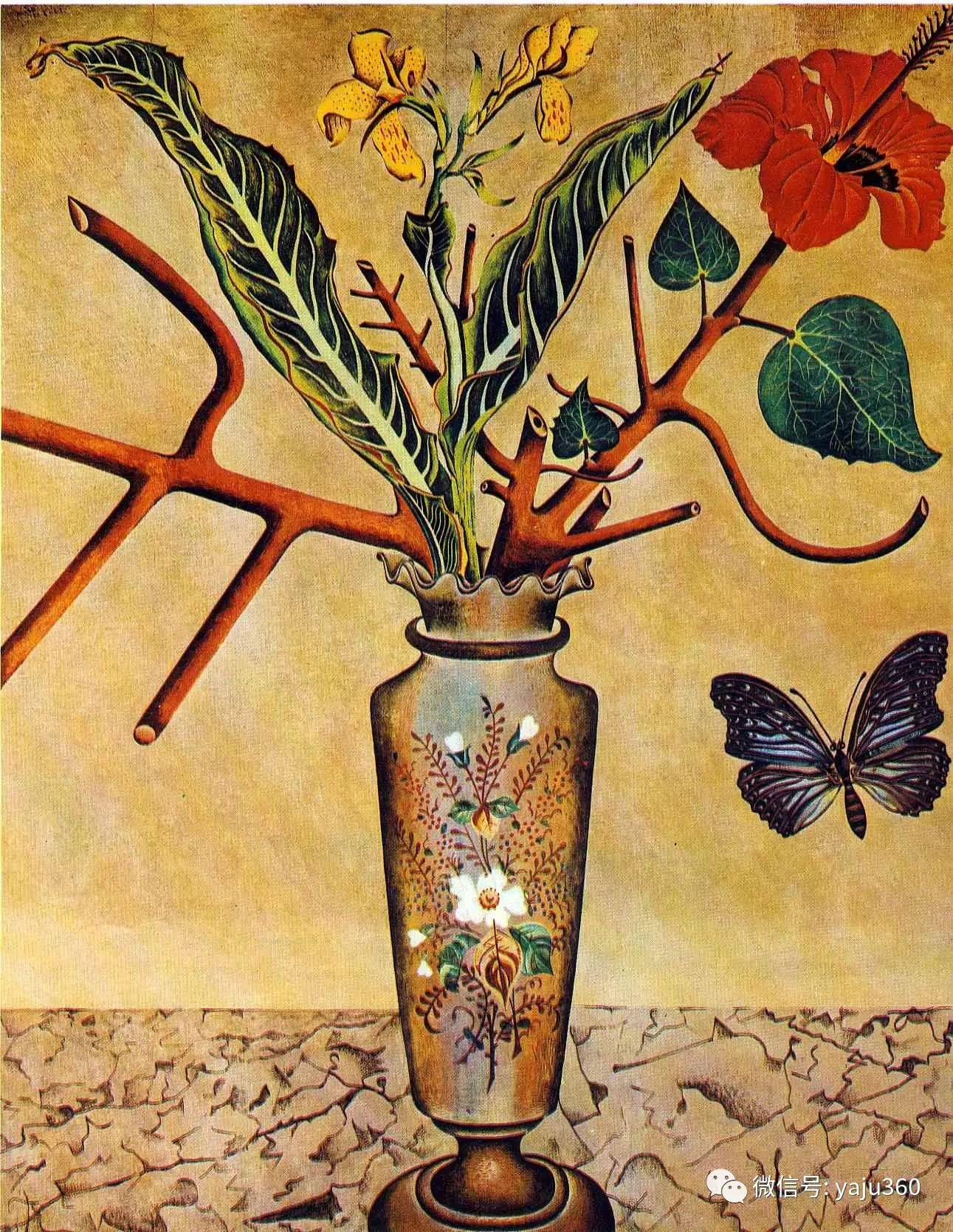 西班牙胡安·米罗(Joan Miró)油画作品插图119