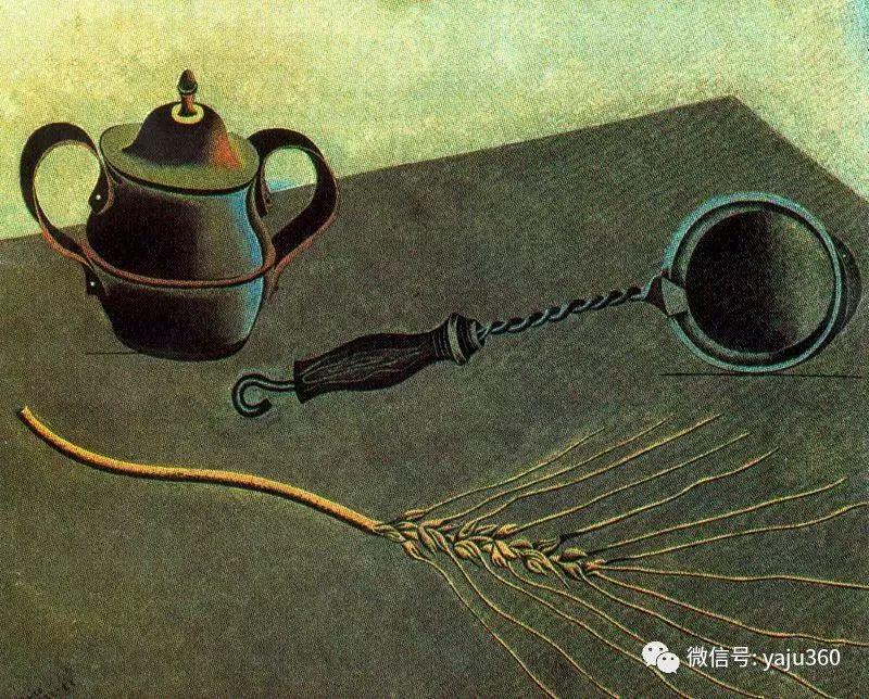 西班牙胡安·米罗(Joan Miró)油画作品插图139