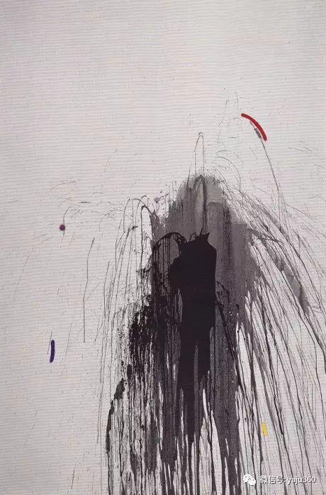 西班牙胡安·米罗(Joan Miró)油画作品插图187