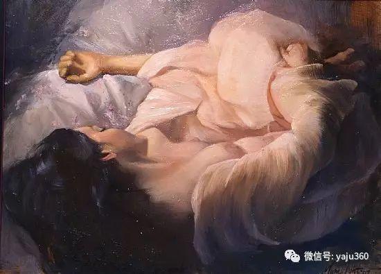 美国女画家Mara Light女性油画欣赏插图1