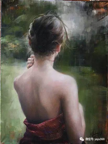 美国女画家Mara Light女性油画欣赏插图3