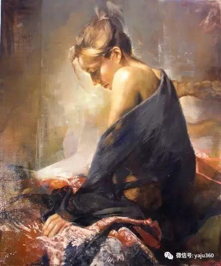 美国女画家Mara Light女性油画欣赏插图5
