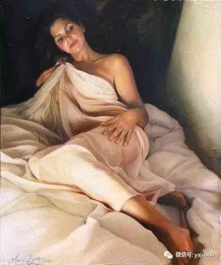 美国女画家Mara Light女性油画欣赏插图13