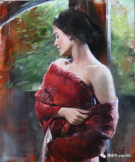 美国女画家Mara Light女性油画欣赏插图15
