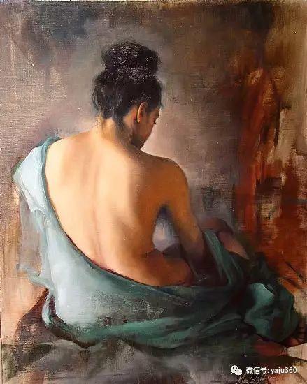 美国女画家Mara Light女性油画欣赏插图17