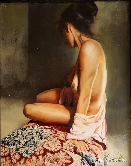 美国女画家Mara Light女性油画欣赏插图19