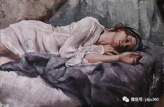 美国女画家Mara Light女性油画欣赏插图23