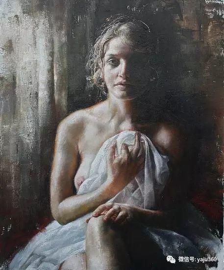 美国女画家Mara Light女性油画欣赏插图25