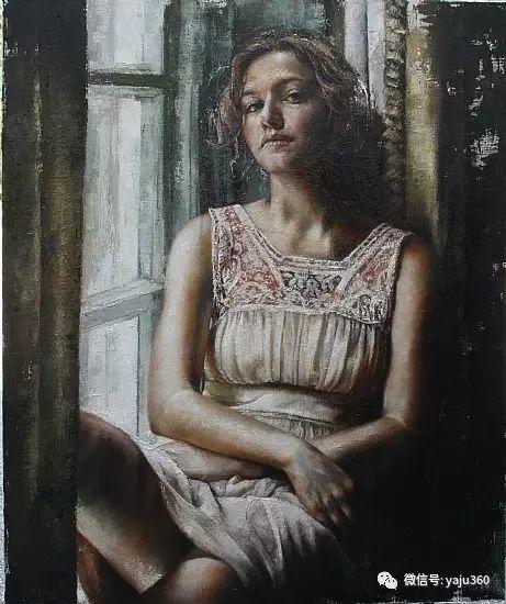 美国女画家Mara Light女性油画欣赏插图29