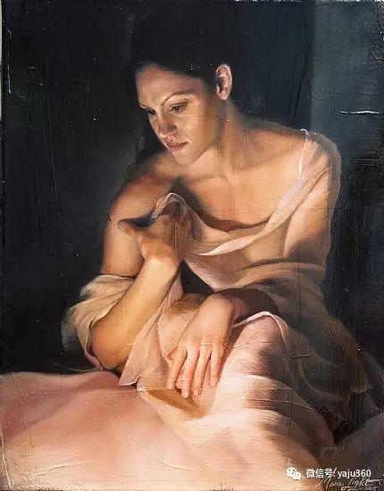 美国女画家Mara Light女性油画欣赏插图31