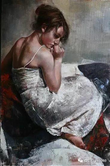 美国女画家Mara Light女性油画欣赏插图37