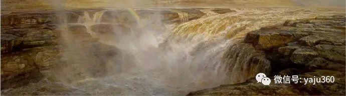 林建的黄河系列油画插图13