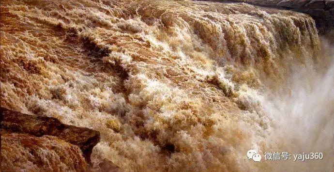 林建的黄河系列油画插图37