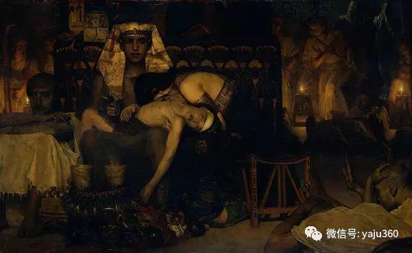 英国画家Lawrence Alma Tadema油画作品插图11