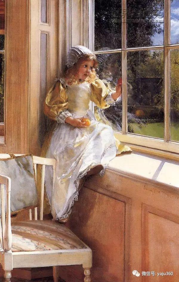 英国画家Lawrence Alma Tadema油画作品插图29