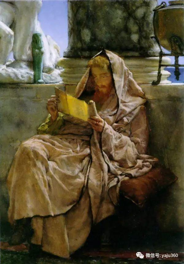 英国画家Lawrence Alma Tadema油画作品插图43