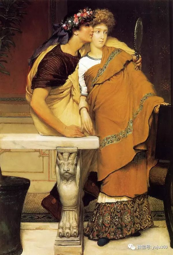 英国画家Lawrence Alma Tadema油画作品插图51