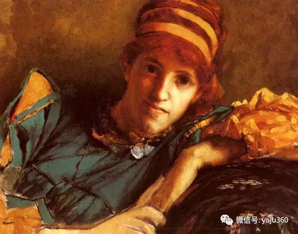 英国画家Lawrence Alma Tadema油画作品插图55