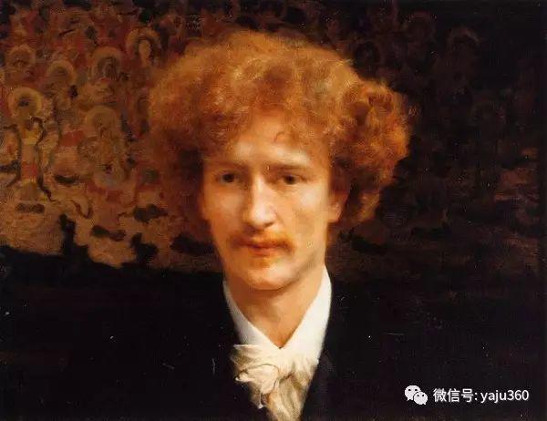 英国画家Lawrence Alma Tadema油画作品插图59