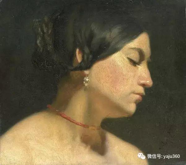 英国画家Lawrence Alma Tadema油画作品插图85