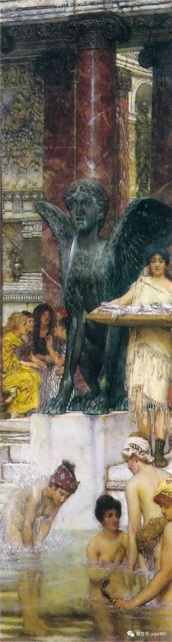 英国画家Lawrence Alma Tadema油画作品插图93