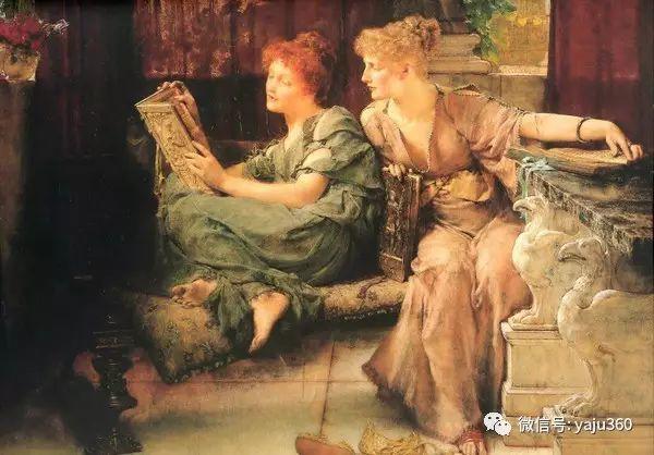 英国画家Lawrence Alma Tadema油画作品插图115