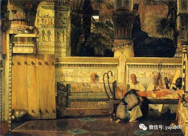 英国画家Lawrence Alma Tadema油画作品插图121