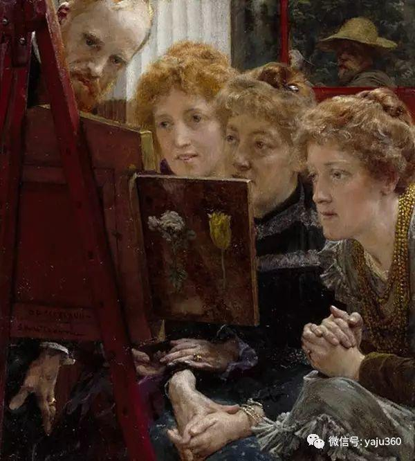 英国画家Lawrence Alma Tadema油画作品插图127