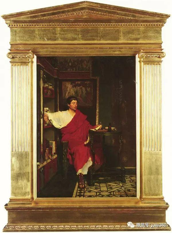 英国画家Lawrence Alma Tadema油画作品插图131