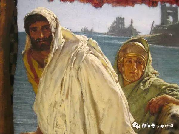 英国画家Lawrence Alma Tadema油画作品插图133