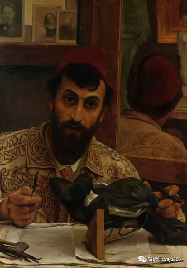 英国画家Lawrence Alma Tadema油画作品插图137