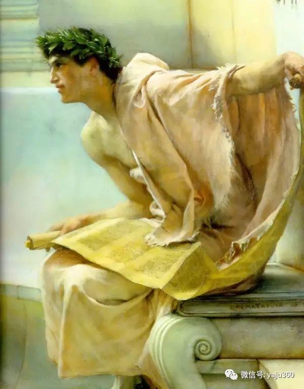 英国画家Lawrence Alma Tadema油画作品插图163