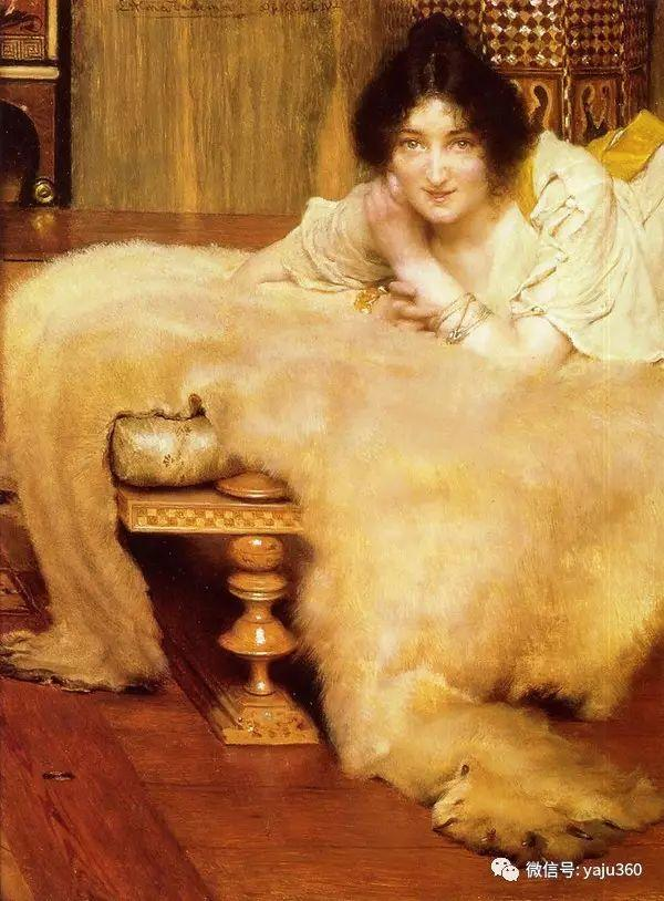 英国画家Lawrence Alma Tadema油画作品插图181