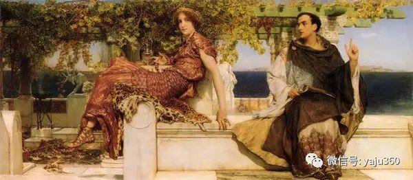 英国画家Lawrence Alma Tadema油画作品插图205