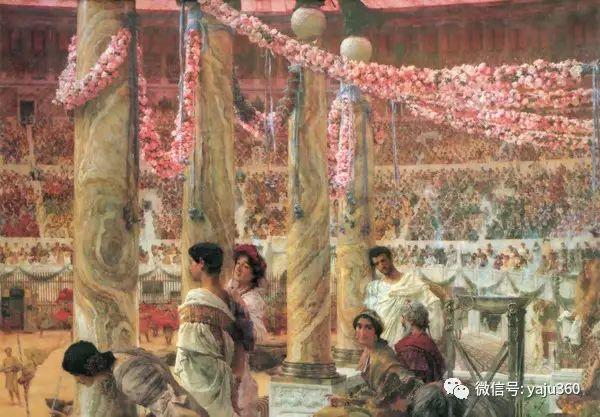 英国画家Lawrence Alma Tadema油画作品插图213